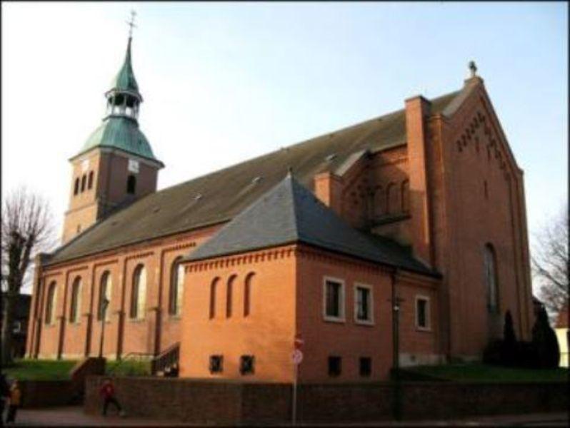 Ss. Cosmas und Damian, Barßel - St. Ansgar Barßel